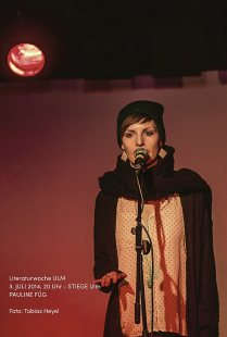 Pauline Füg: 3. 7. 2014