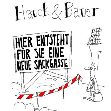 Kunstmann Verlag, Hauck & Bauer