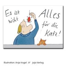 JaJa Verlag, Anja Vogel