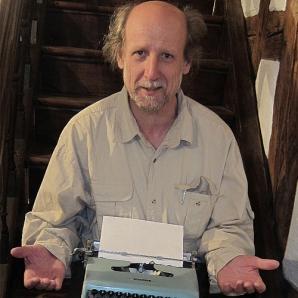Josef Feistle: Schreibt nur analog.