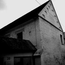 Griesbadgalerie im ehemaligen Seelhaus, Ulm, Ansicht von Norden