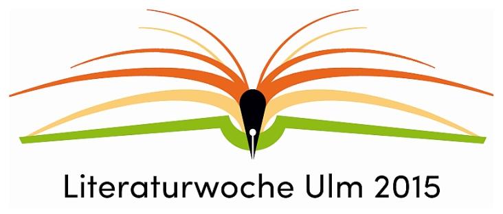 Logo LITERATURWOCHE ULM 2015
