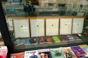 Appendix-Dick: Zeichnungen von Tommi Brem in der Kulturbuchhandlung Jastram.