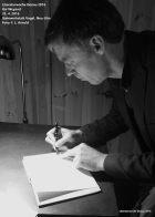 Kai Weyand signiert... Foto: Arnold