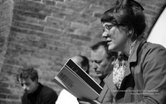 Carolin Callies und Mirko Bonné zu Gast bei der Literaturwoche Donau 2017