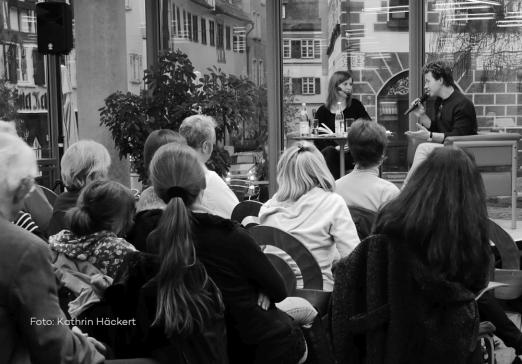 Lesung Anna Weidenholzer, Literaturwoche Donau 2017, 28.4.2017