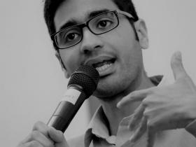 Autor und ZEIT-Mitarbeiter Mohamed Amjahid. Foto: Häckert.