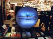 Schaufenster für die Literaturwoche bei Jastram... Foto: Arnold