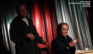 Die Literaturwoche Donau freut sich über die gelungene Beseitigung der modernen Ratlosigkeit! Teatro Caprile präsentiert urkomische, absurde, erzskurrile Texte. http://www.teatro.caprile.at.tf