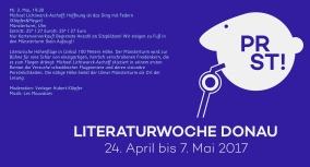 Mi. 3. Mai, 19:30 Michael Lichtwarck-Aschoff: Hoffnung ist das Ding mit Federn (Klöpfer&Meyer)