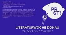 Do. 27. April, 19:30 Mirco Bonné: Feuerland & Carolin Callies: Fünf Sinne & nur ein Besteckkasten (Schöffling & Co.)
