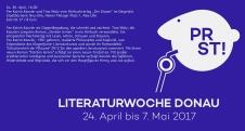 """So. 30. April, 16:00 Fee Katrin Kanzler und Tina Walz vom Hörbuchverlag """"Der Diwan"""" im Gespräch."""