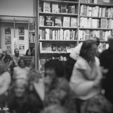 """Viel Besuch bei unserem """"Abend für Stefan Zweig"""" am 31. 8. 2016. Foto: Kathrin Häckert."""